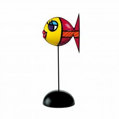 Statuette Deeply-in-love Miss Fish de Britto