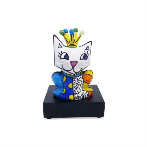 Figurine her royal highness Romero Britto