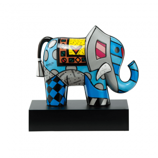 éléphant-en-porcelaine-great-india-2-britto
