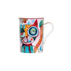 Mug en céramique Allen Designs Chat