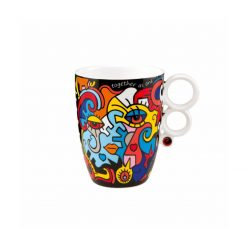 mug en porcelaine together billy-the-artist