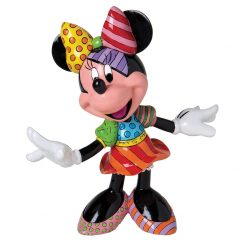 Figurine de Minnie danseuse de Romero Britto